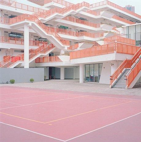 «Courts»: Заброшенные спортплощадки . Изображение № 16.
