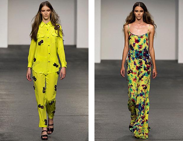 Неделя моды в Лондоне: Показы Issa, Holly Fulton, House of Holland, John Rocha и Moschino. Изображение № 23.