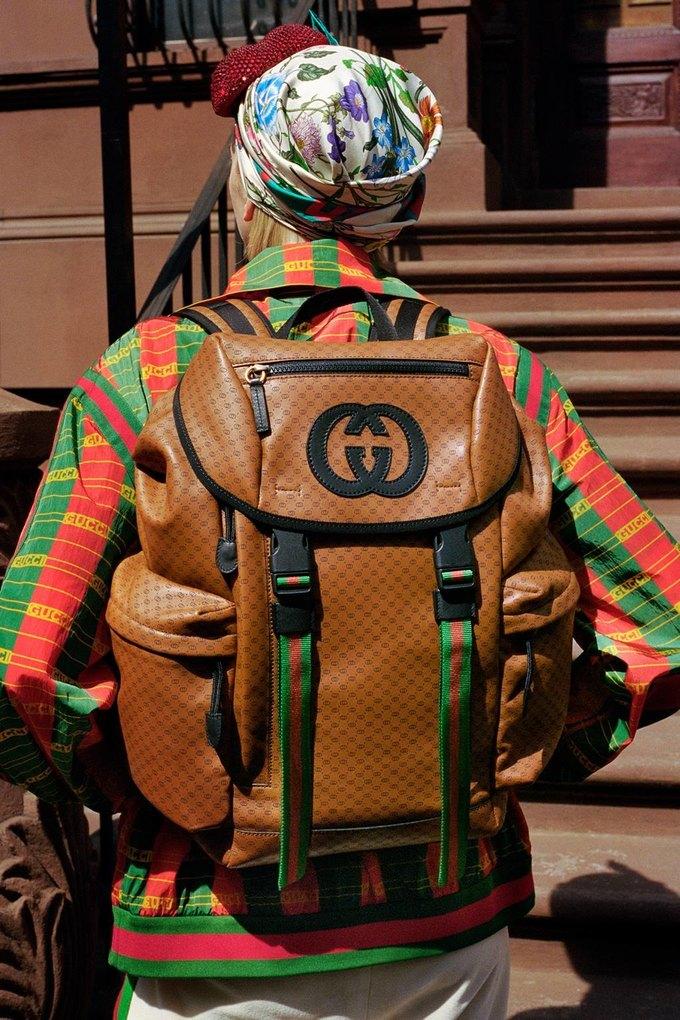 Gucci показали коллаб с дизайнером Дэппер Дэном. Изображение № 37.