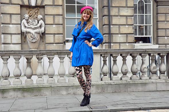 London Fashion Week: Уличный стиль, часть 3. Изображение № 28.