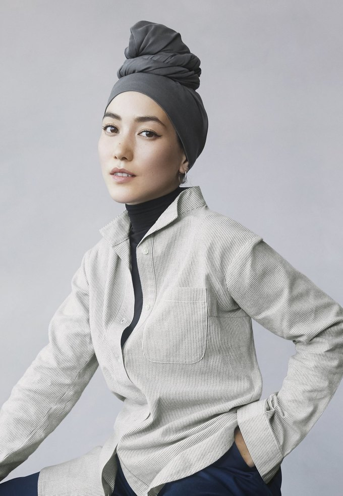 Uniqlo представили новую коллаборацию с Ханой Тадзимой. Изображение № 5.