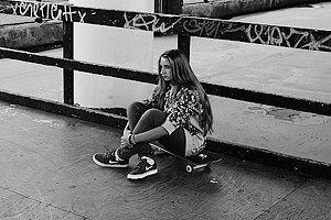 Женский пул:  Девушки на скейте. Изображение № 13.