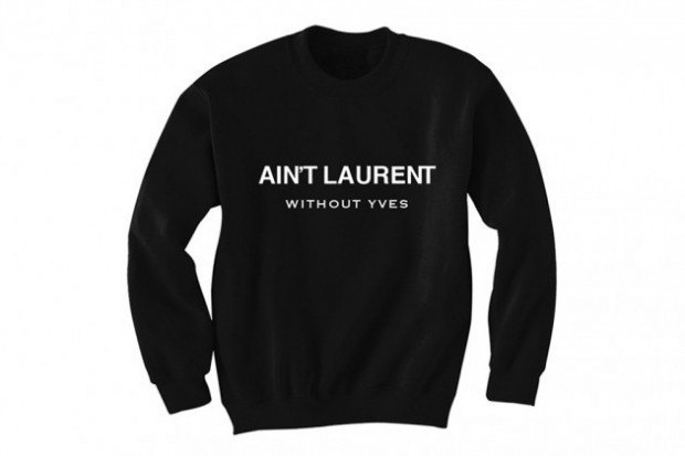 Saint Laurent прекратила сотрудничество с Colette из-за футболки. Изображение № 1.