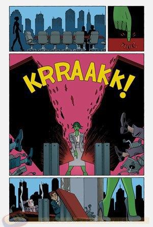 Как женщины меняют вселенную комиксов. Изображение № 3.