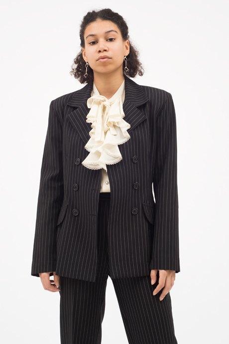 Стилист и модель Марьям Фитч о любимых нарядах. Изображение № 11.