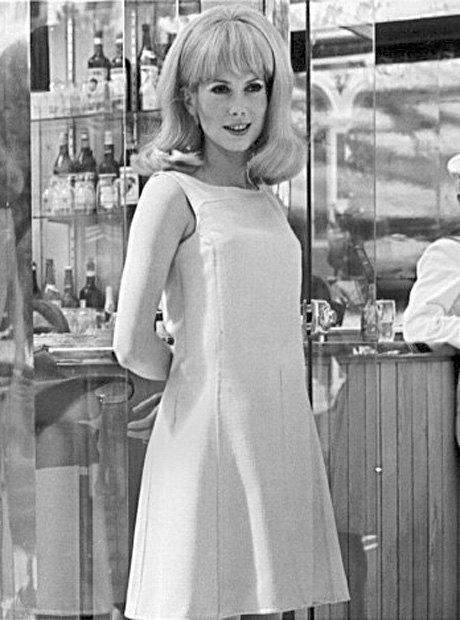 Катрин Денев, актриса и синоним французского стиля. Изображение № 8.