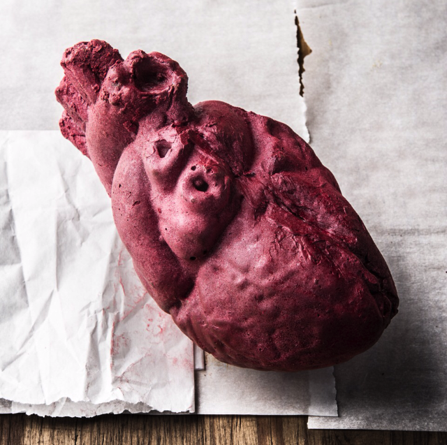 Шоколадное сердце. Изображение № 1.