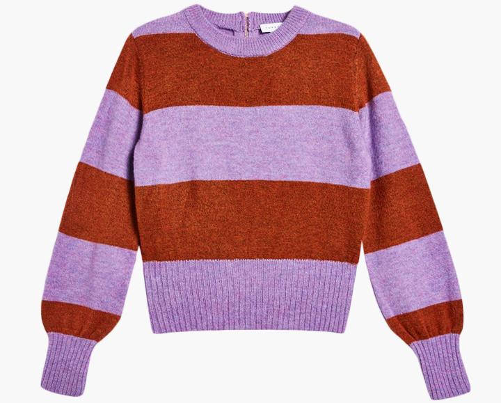 Пора утепляться: 10 свитеров с ярким принтом. Изображение № 10.