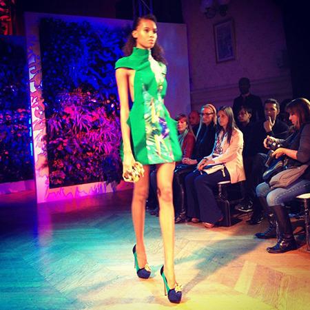 Парижская неделя моды: Чем запомнился первый день. Изображение № 10.