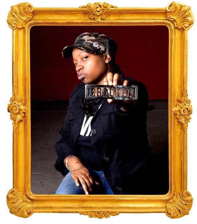 Неистовый респект:  Женщины в хип-хопе,  часть II. Изображение № 4.