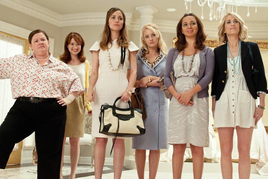 Смех смехом: Что не так с женскими персонажами в комедиях. Изображение № 1.