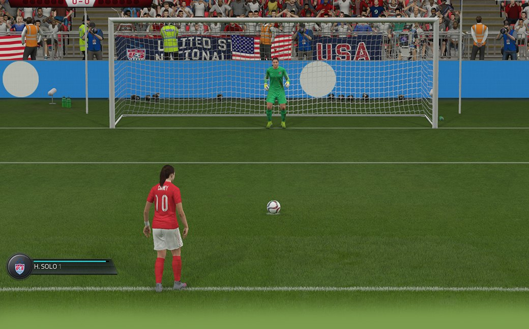 Футболистки клуба «GirlPower» играют в FIFA 16. Изображение № 9.