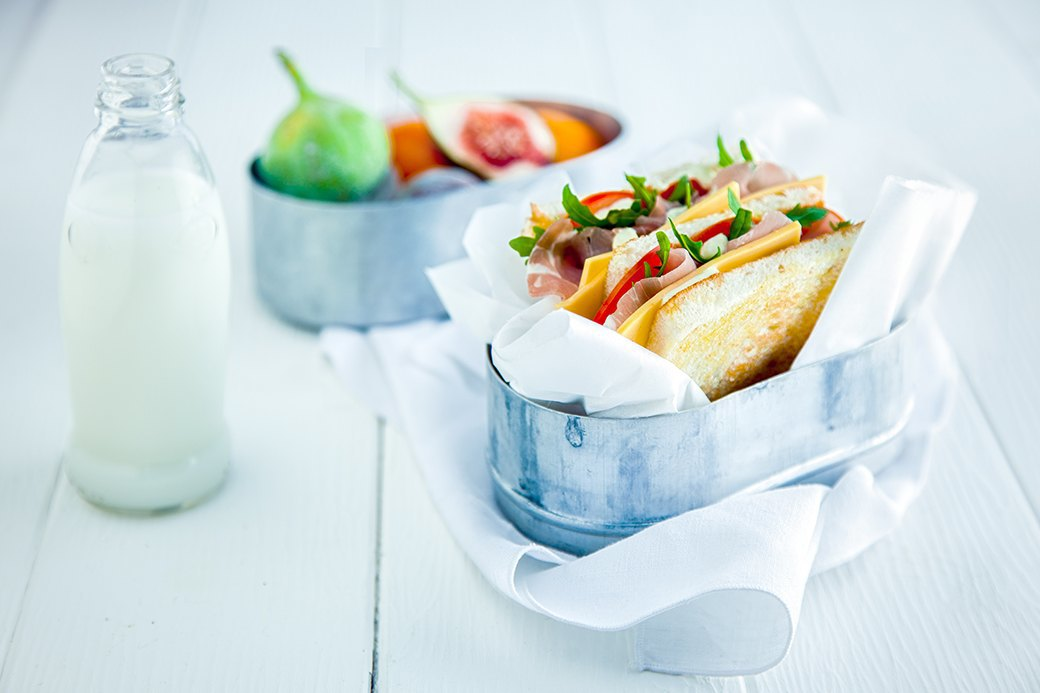 10 рецептов сэндвичей  с собой. Изображение № 3.