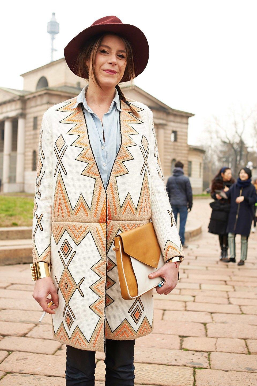 Стритстайл: Неделя моды в Милане,  часть III. Изображение № 34.