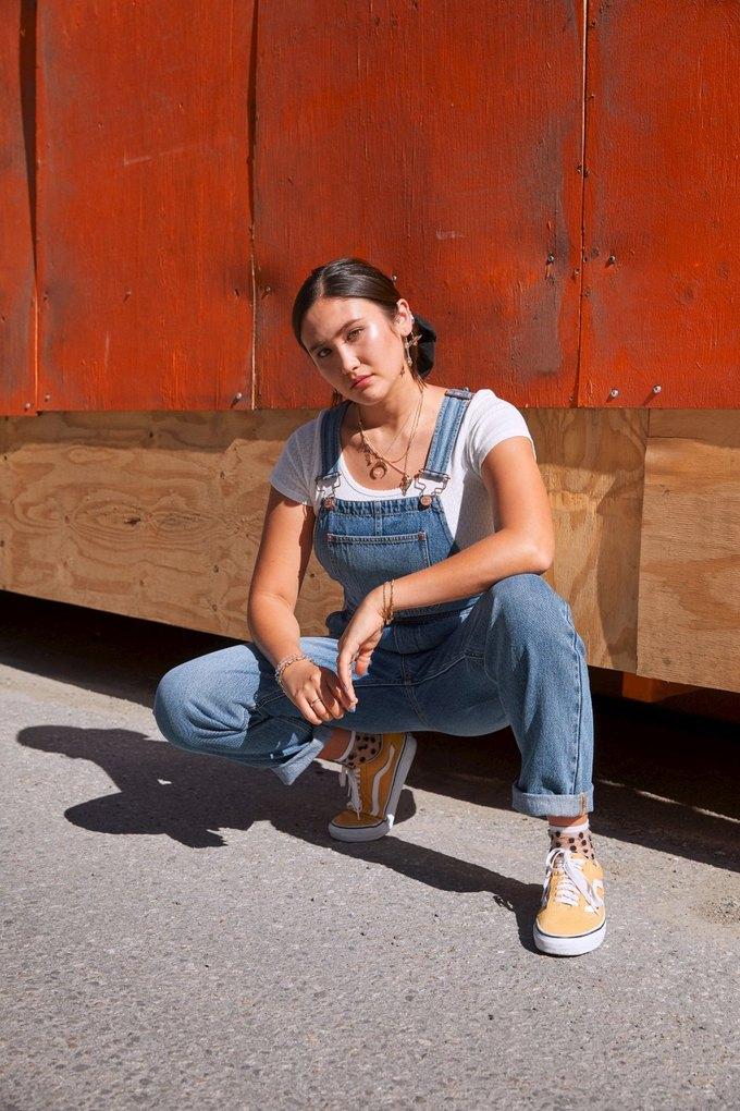 Люби деним: Monki показали новый джинсовый лукбук . Изображение № 3.