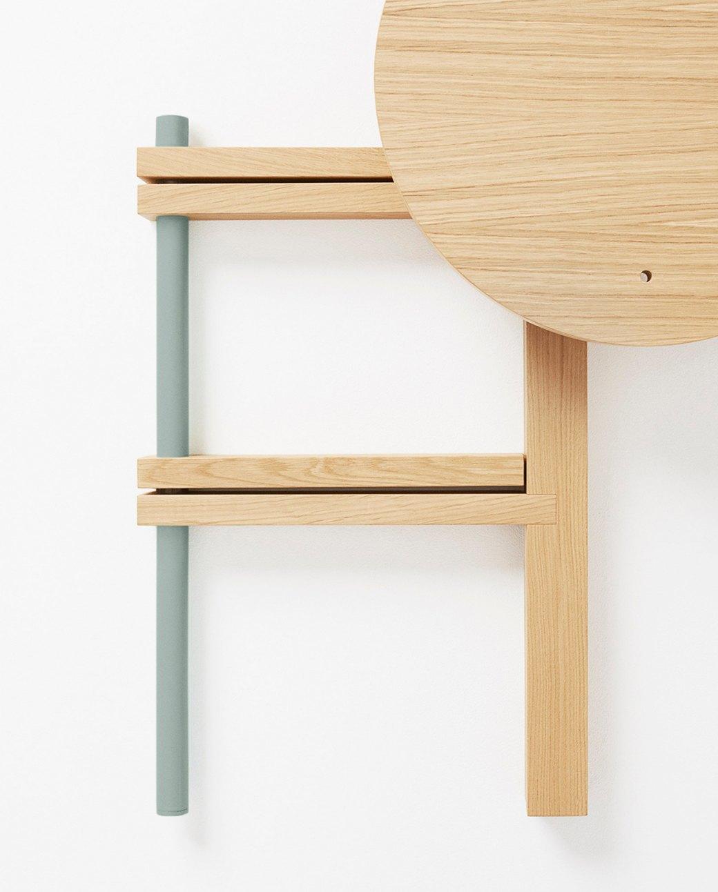 Коллекция мебели HAY  и Томаса Алонсо для COS . Изображение № 3.