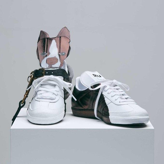 Месяц прайда: Кейт Мосс и Наоми Кэмпбелл сделали кроссовки для adidas. Изображение № 1.