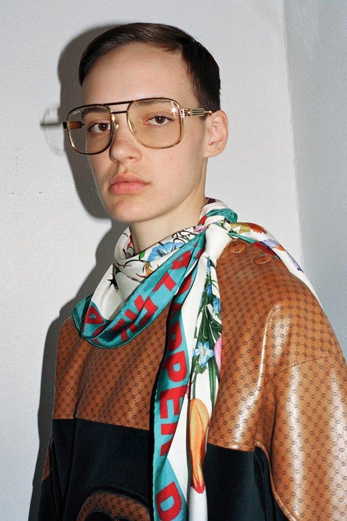 Gucci показали коллаб с дизайнером Дэппер Дэном. Изображение № 32.