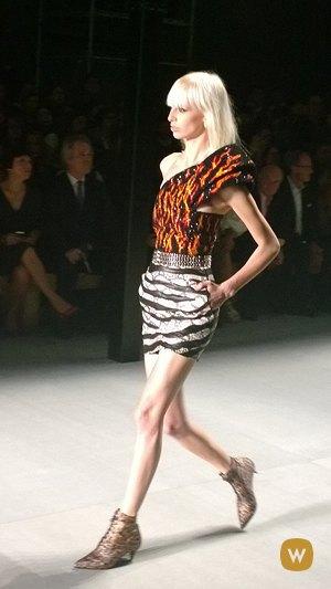 Прямой репортаж  с Paris Fashion Week:  День 7. Изображение № 6.