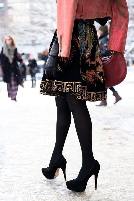 Неделя моды в Нью-Йорке,  часть II. Изображение № 30.