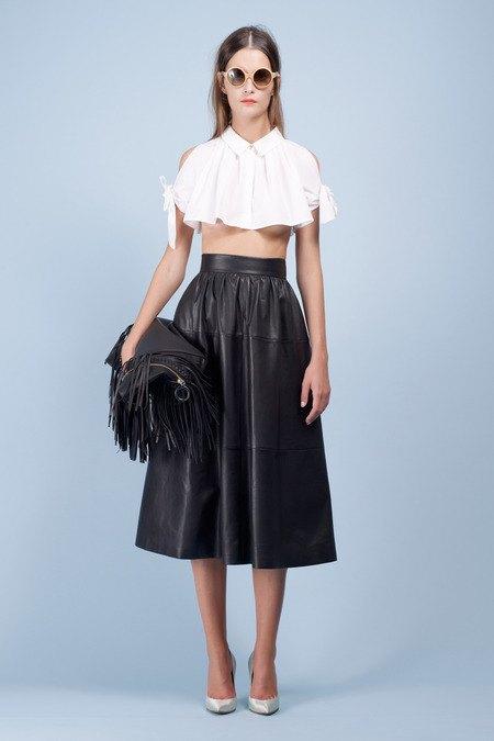 Элегантные платья и блузки в весеннем лукбуке Paule Ka. Изображение № 7.