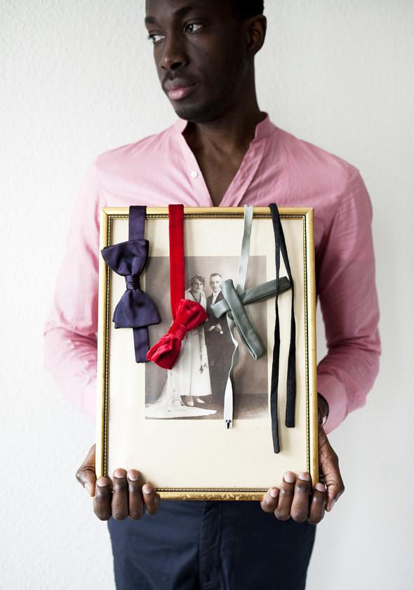 Гардероб: Виктор Амечи Мэнди, креативный директор Designersymposium.com. Изображение № 31.