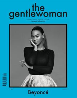 Обложка журнала The Gentlewoman с Бейонсе. Изображение № 3.