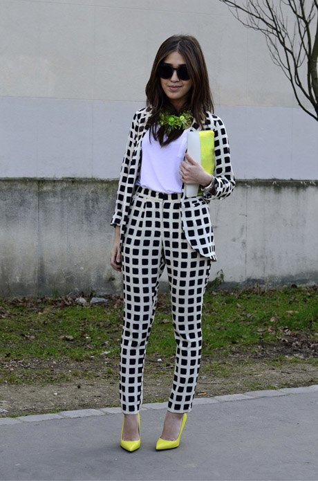 Гости Парижской недели моды FW13, часть 1. Изображение № 32.
