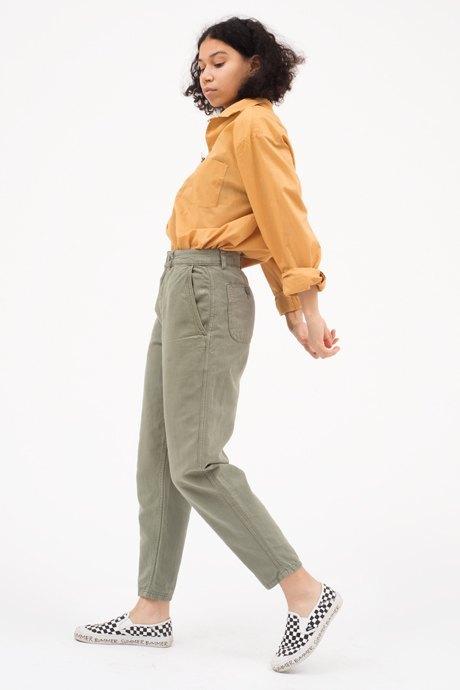 Стилист и модель Марьям Фитч о любимых нарядах. Изображение № 22.