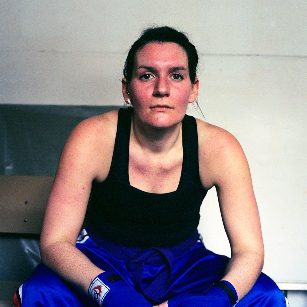 «Женщины с кулаками»: Кикбоксерши после боя. Изображение № 5.