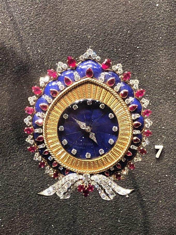 В Кремле выставили украшения Элизабет Тейлор и Анны Маньяни. Изображение № 11.