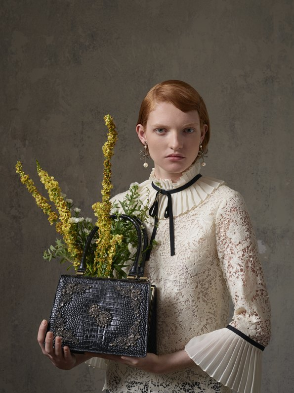 Вышел лукбук коллаборации  Erdem x H&M. Изображение № 1.