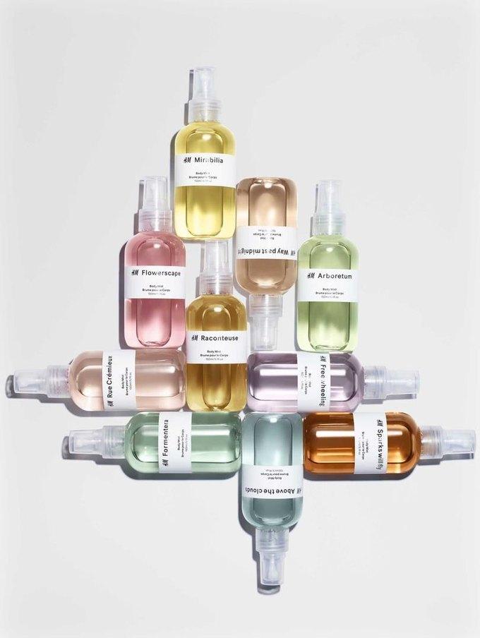 H&M и парфюмеры Givaudan представили 25 новых ароматов . Изображение № 1.
