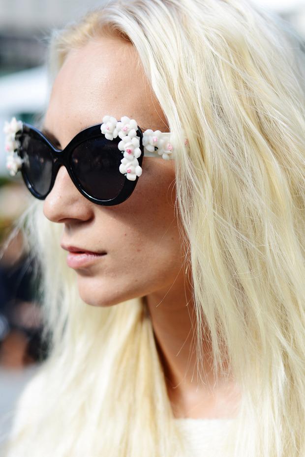 Парни в криперах и девушки в шортах на Неделе моды в Стокгольме . Изображение № 5.