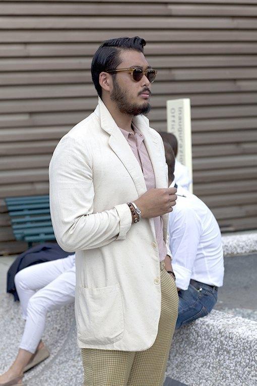 Стритстайл: Красивые мужчины на Pitti Uomo. Изображение № 17.