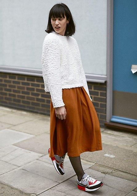 Модель: Лидия Грэм (Models1), стиль: Александра Карл, фото: Эрик Вольстрём    . Изображение № 11.
