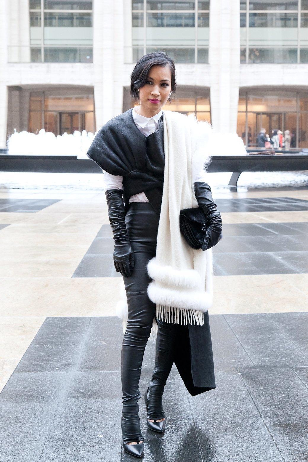 Неделя моды в Нью-Йорке,  часть II. Изображение № 51.
