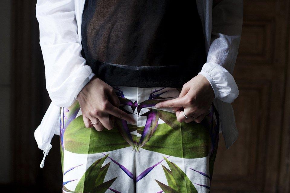 Мона Ал-Шаалан, дизайнер мужской одежды. Изображение № 24.