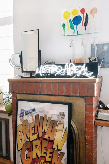 Дизайнер интерьера Мария Плешакова у себя в гостиной. Изображение № 3.