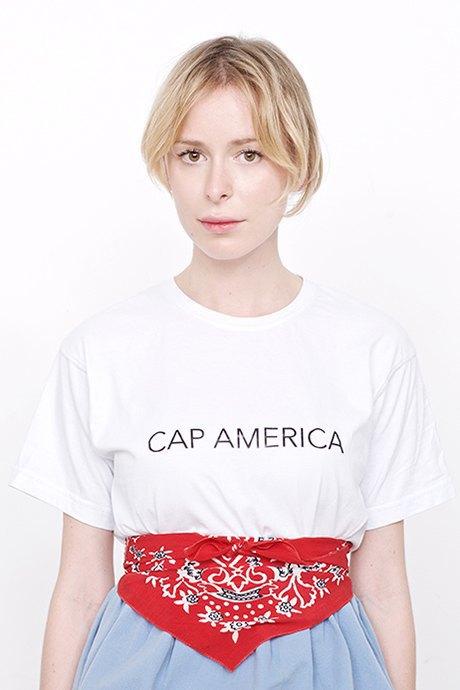 Дизайнер Cap Ameriсa Оля Шурыгина о любимых нарядах. Изображение № 20.