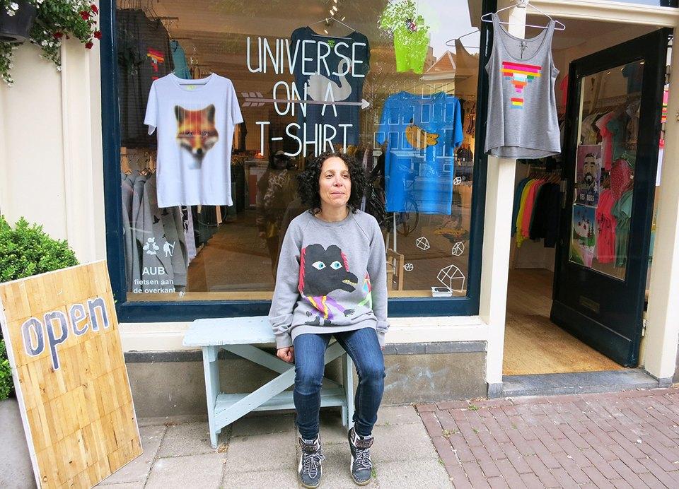 По каким магазинам ходить в Амстердаме. Изображение № 30.