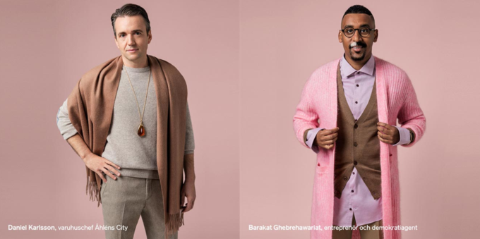 Новая кампания Åhlens против гендерного разделения одежды. Изображение № 6.