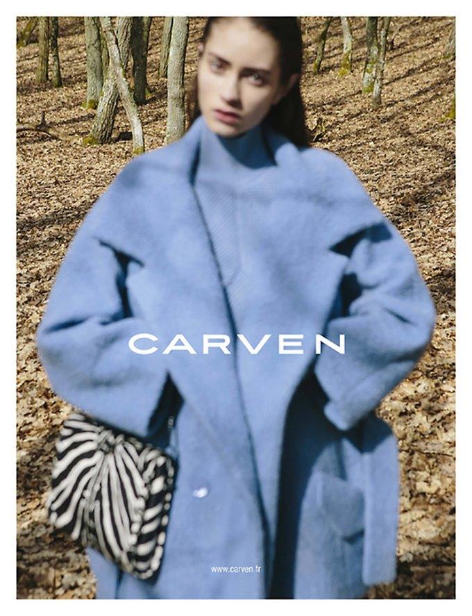 Пастель и расфокусировка в новой кампании Carven. Изображение № 3.