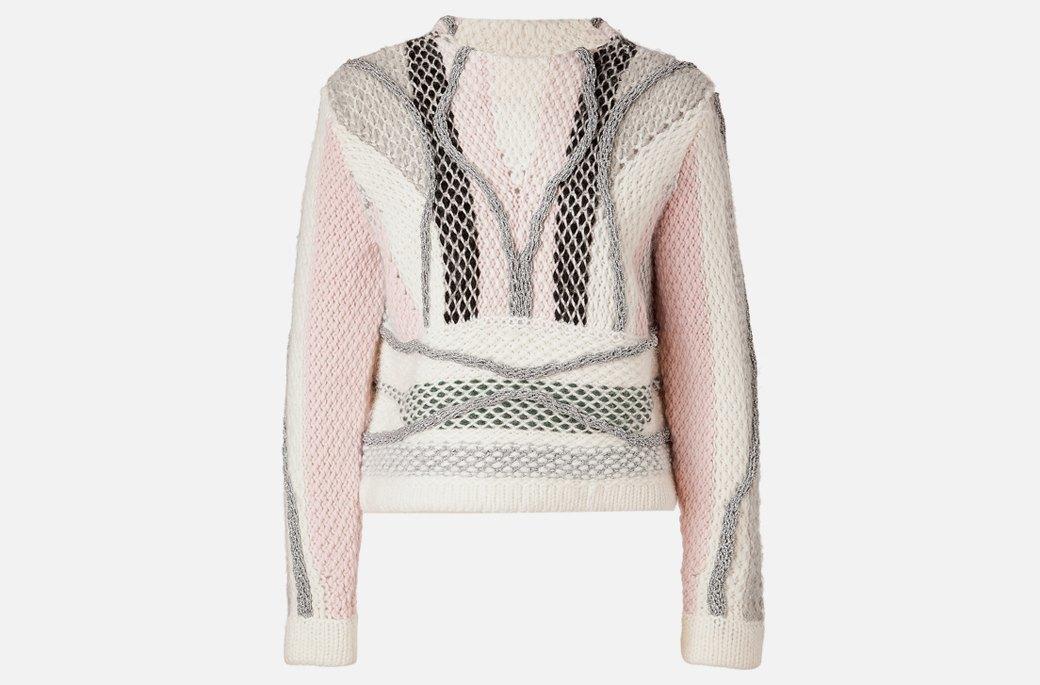 10 красивых и теплых свитеров в подарок. Изображение № 7.
