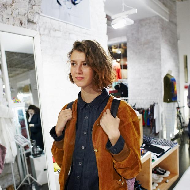 Грош цена: Люди на Fashion's Night Out о самых выгодных покупках. Изображение № 14.