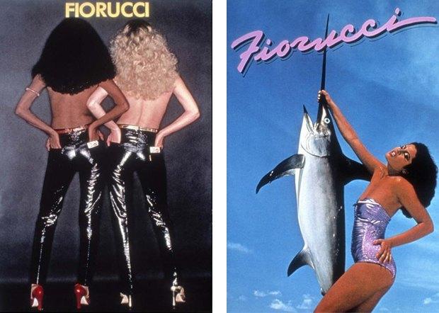 Умер дизайнер и король эпохи диско Элио Фиоруччи. Изображение № 4.