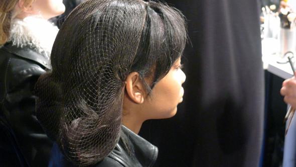 Изображение 12. Milan Fashion Week: бэкстейдж показа Dsquared.. Изображение № 3.