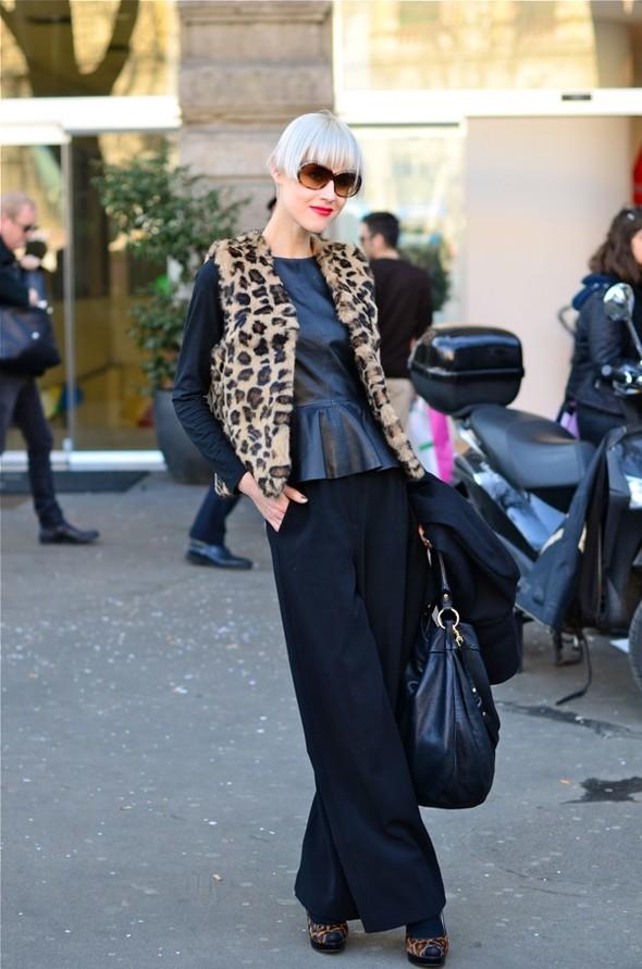 Неделя моды в Милане: Streetstyle. Изображение № 11.