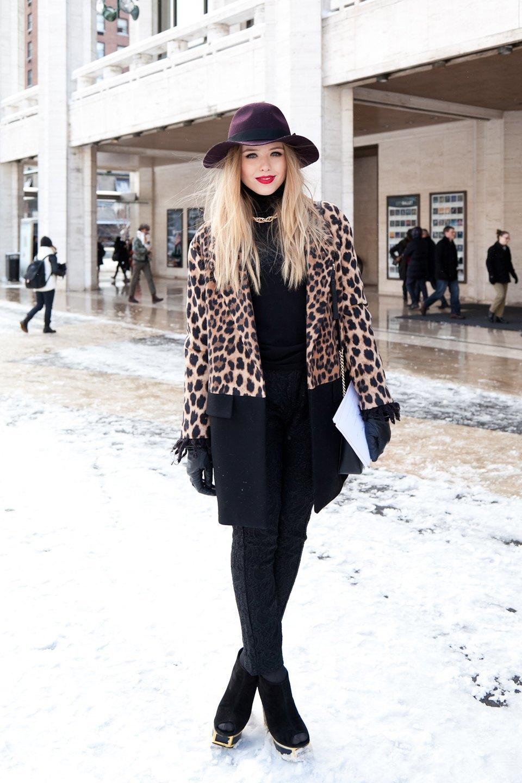 Неделя моды в Нью-Йорке,  часть I. Изображение № 38.