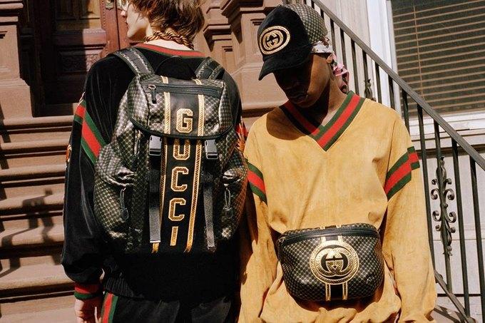 Gucci показали коллаб с дизайнером Дэппер Дэном. Изображение № 18.